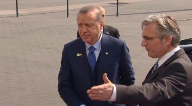 Cumhurbaşkanı Erdoğan G20 Zirvesinde