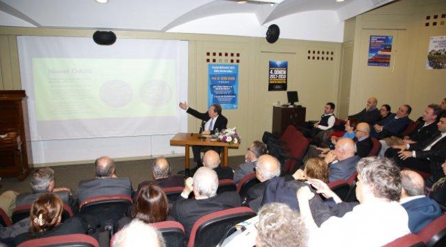Derin Orhon, Türkiye'nin Bilim Potansiyelini Değerlendirdi