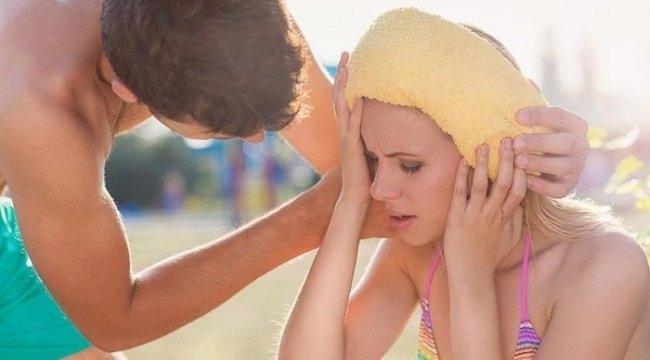 Dikkat! Güneş çarpması öldürüyor! Güneş çarpması tedavisi için ne yapmalı?