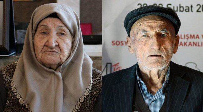 Cumhurbaşkanı Erdoğan'ın misafiri olan yaşlılar, duygularını böyle anlattı