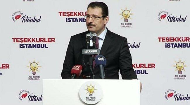 AK Parti'den sayımı durduran CHP açıklaması: Resmen paniğe kapıldılar