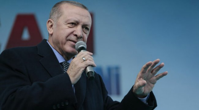 Cumhurbaşkanı Erdoğan, Van'ın kurtuluş yıl dönümünü kutladı