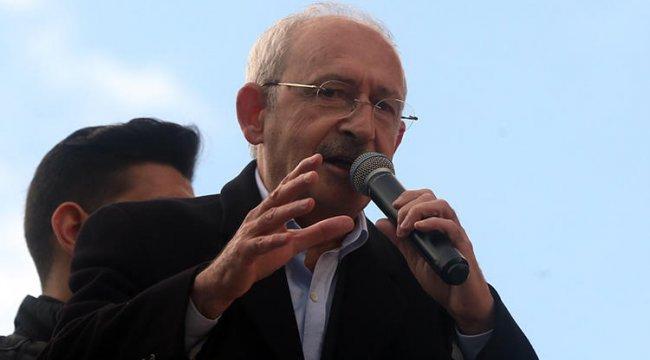 Kılıçdaroğlu: Türkiye'de kargaşa çıkartmak isteyenlere izin vermeyelim