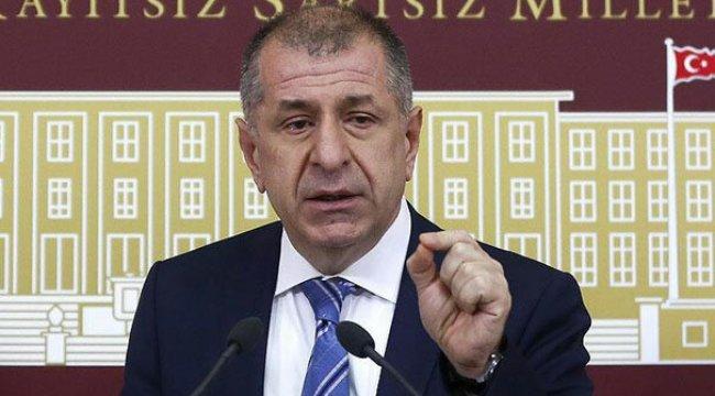 Son dakika... İYİ Parti Genel Başkan Yardımcısı Ümit Özdağ görevinden istifa etti