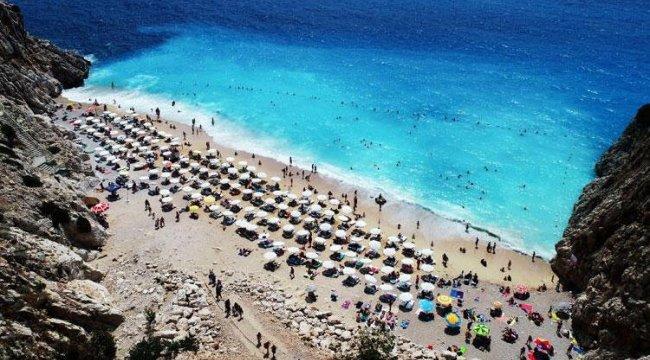 Antalya'ya günlük gelen turistte yeni rekor