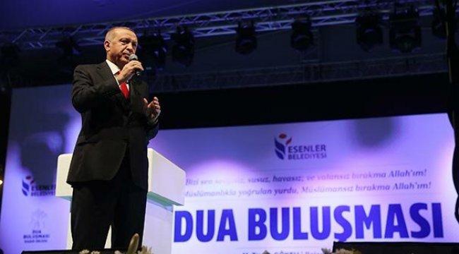 Erdoğan: 82 milyonu Türkiye paydasında buluşturmanın mücadelesini vereceğiz