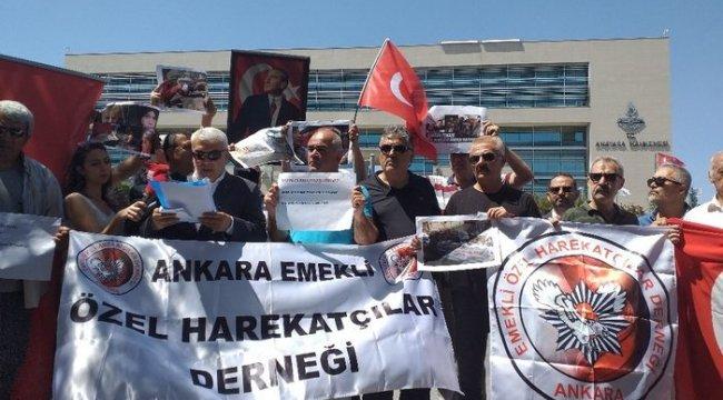AYM'nin kararına emekli özel harekatçılardan tepki