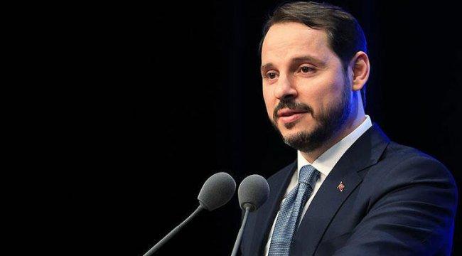 Bakan Albayrak: İlk kez yıllık cari fazla verdik