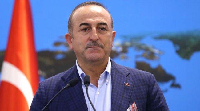 Bakan Çavuşoğlu'ndan net mesaj: Müsaade etmeyeceğiz
