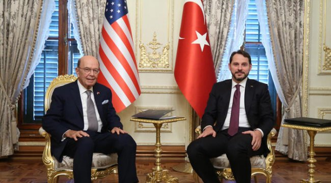 Son dakika... Bakan Albayrak'tan ABD açıklaması