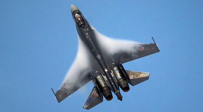 Son dakika... Rusya'dan Su-35 açıklaması