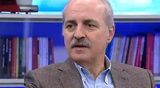Numan Kurtulmuş'tan CNN Türk'te önemli açıklamalar