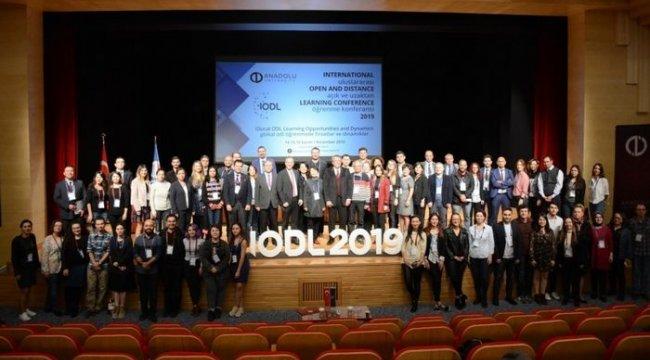 Uluslararası Açık ve Uzaktan Öğrenme Konferansı sona erdi