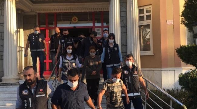 Didim'de tapu dolandırıcılığı operasyonunda 5 tutuklama