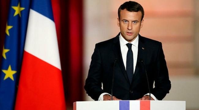 Erdoğan'ın sözleri sonrası Fransa, büyükelçisini Paris'e çağırdı