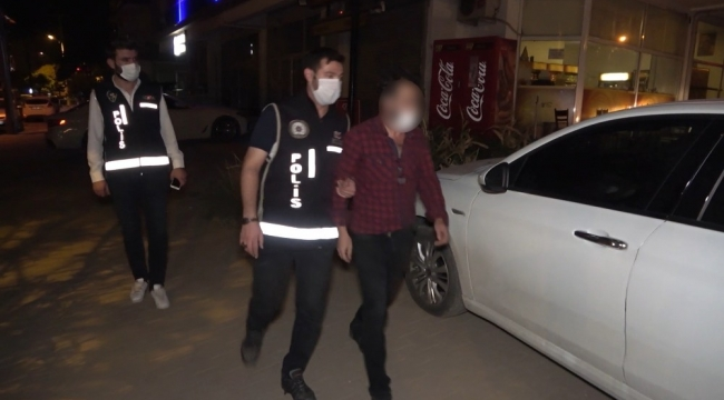 """Kırıkkale'de """"kaçak içki"""" soruşturmasında tutuklanan kişi sayısı 2'ye yükseldi"""