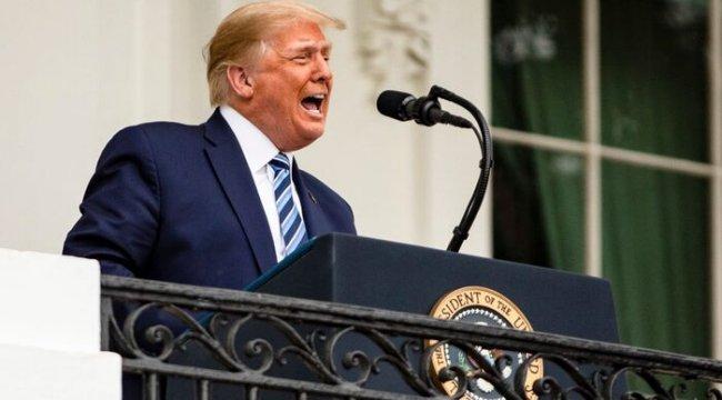 Trump 'bağışıklık' tartışmasının gölgesinde seçim mitinglerine yeniden başlıyor