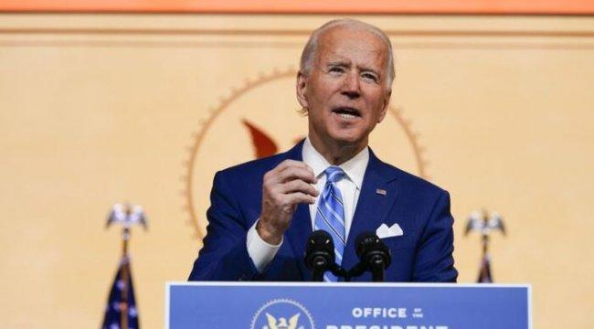 Biden'den kritik açıklama: Savaştayız!