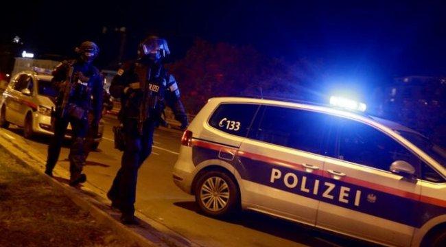 Viyana'da Altı Farklı Noktada Saldırı