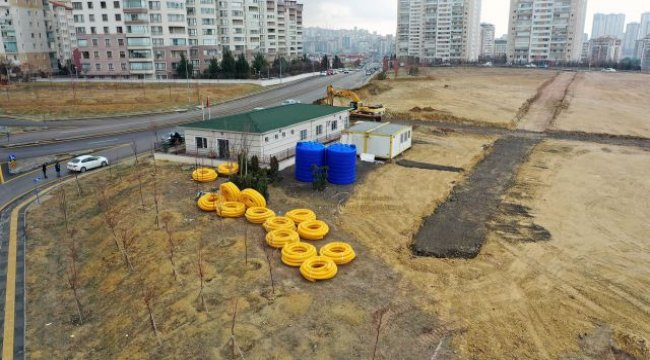 Ankara'da su israfına karşı proje