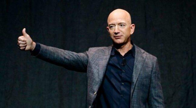 Amazon'da Bezos Dönemi Sona Erdi
