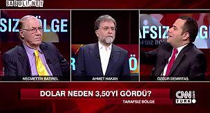 Özgür Demirtaş'ın Dolar ve Türkiye Hakkındaki Düşünceleri - Tüm Konuşmaları